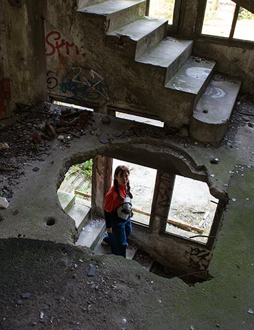 버려진 곳들, 도시 유적지
