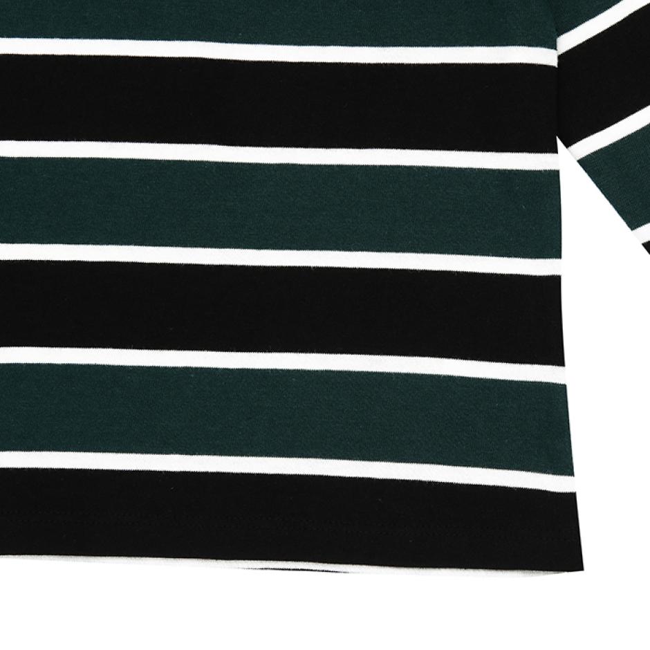 단가라 스트라이프 티셔츠