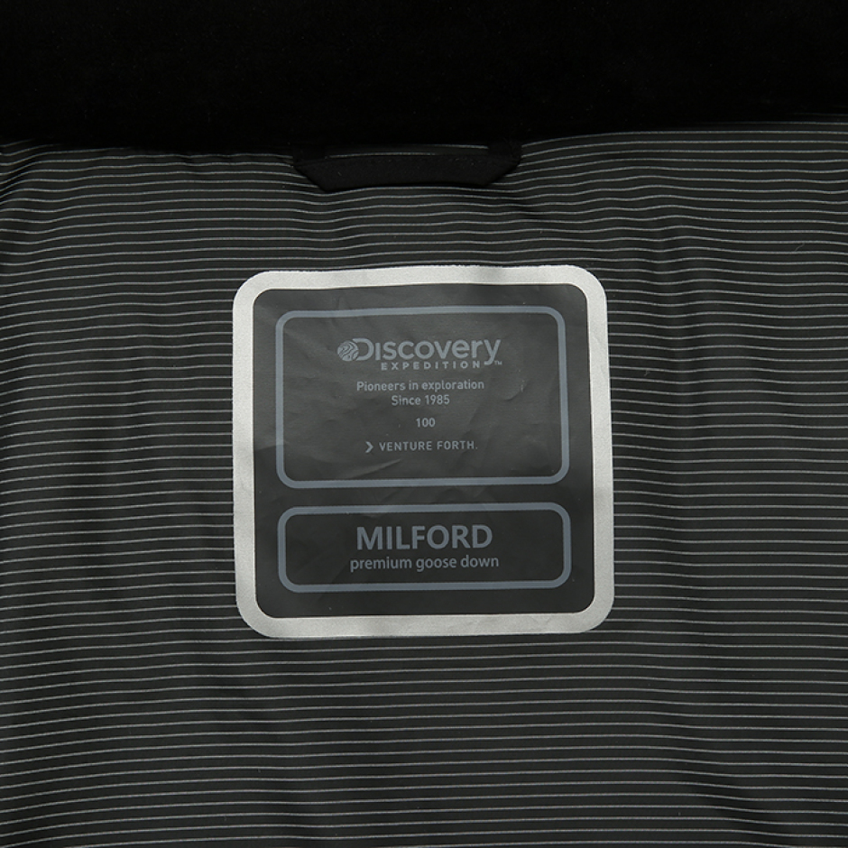 밀포드(MILFORD) 다운자켓