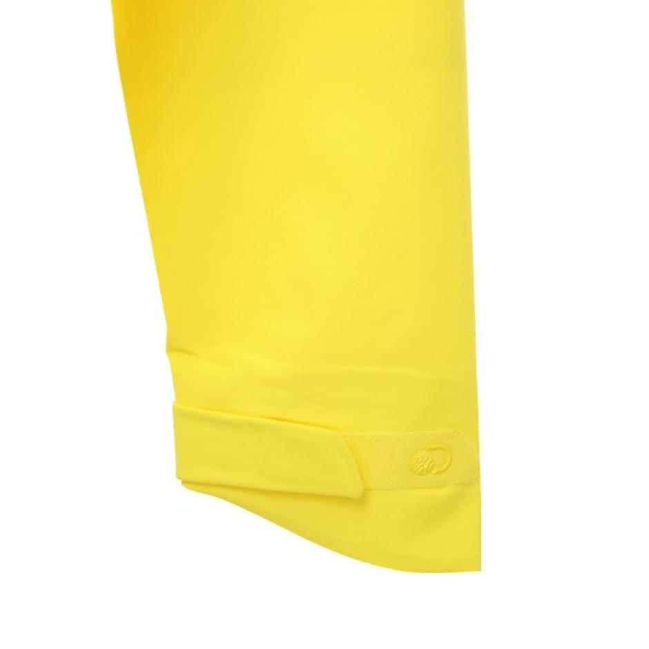 가슴 브이로고 방풍자켓