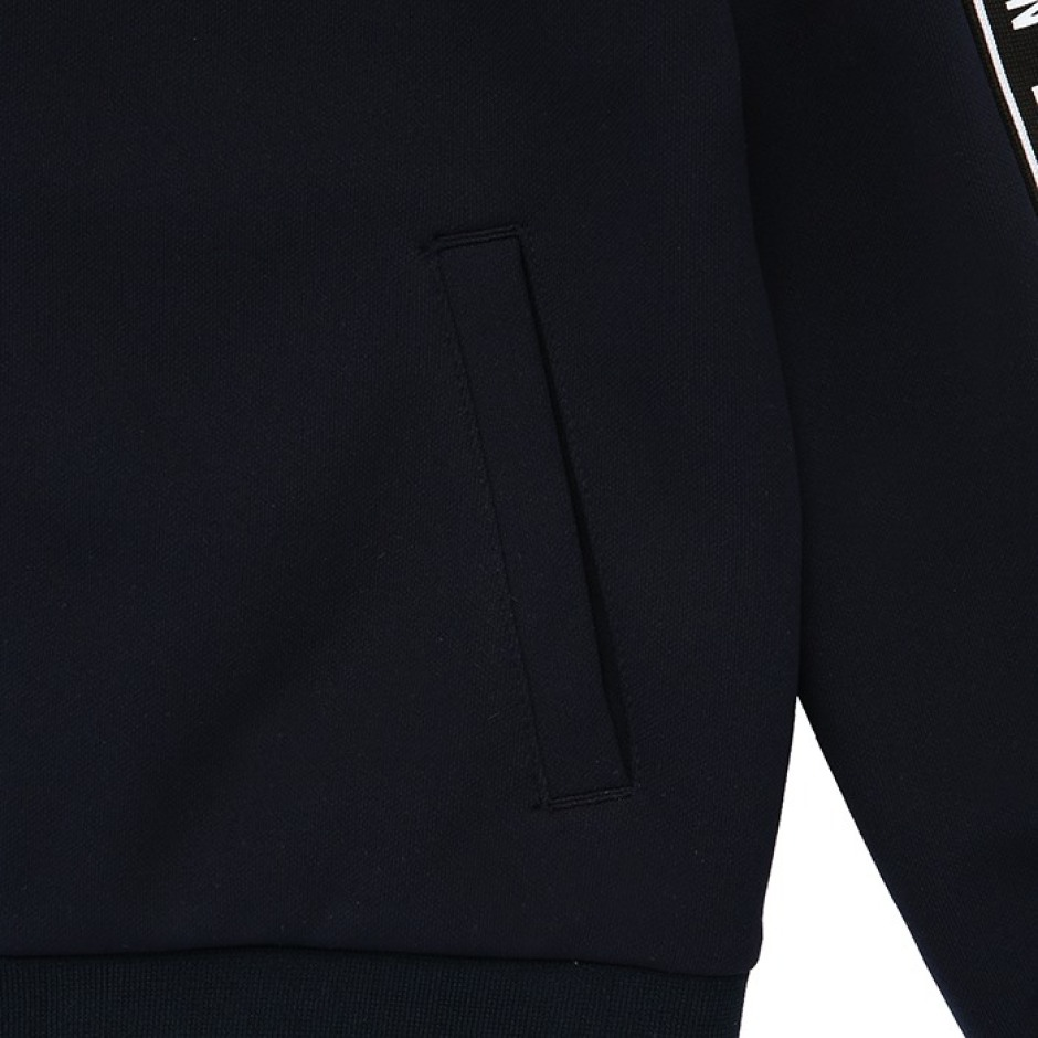 로고테잎 트레이닝 자켓