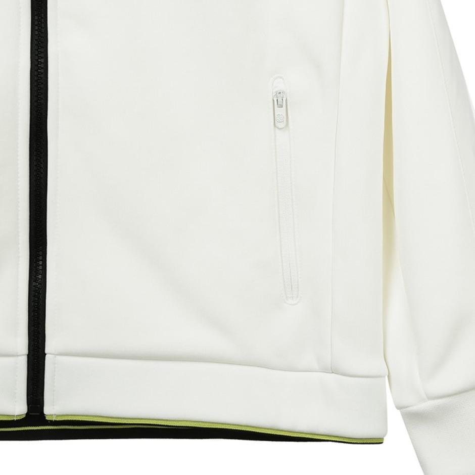 우븐 배색형 트레이닝 자켓