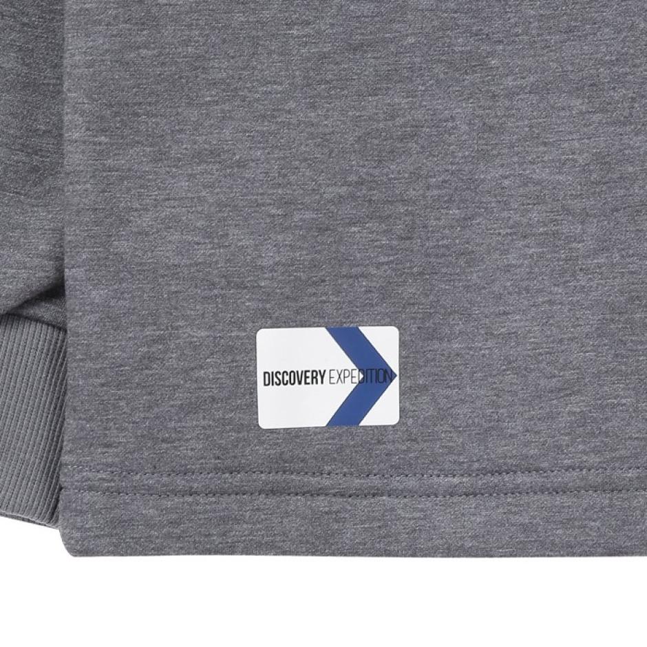 빅로고 포인트 집업 티셔츠