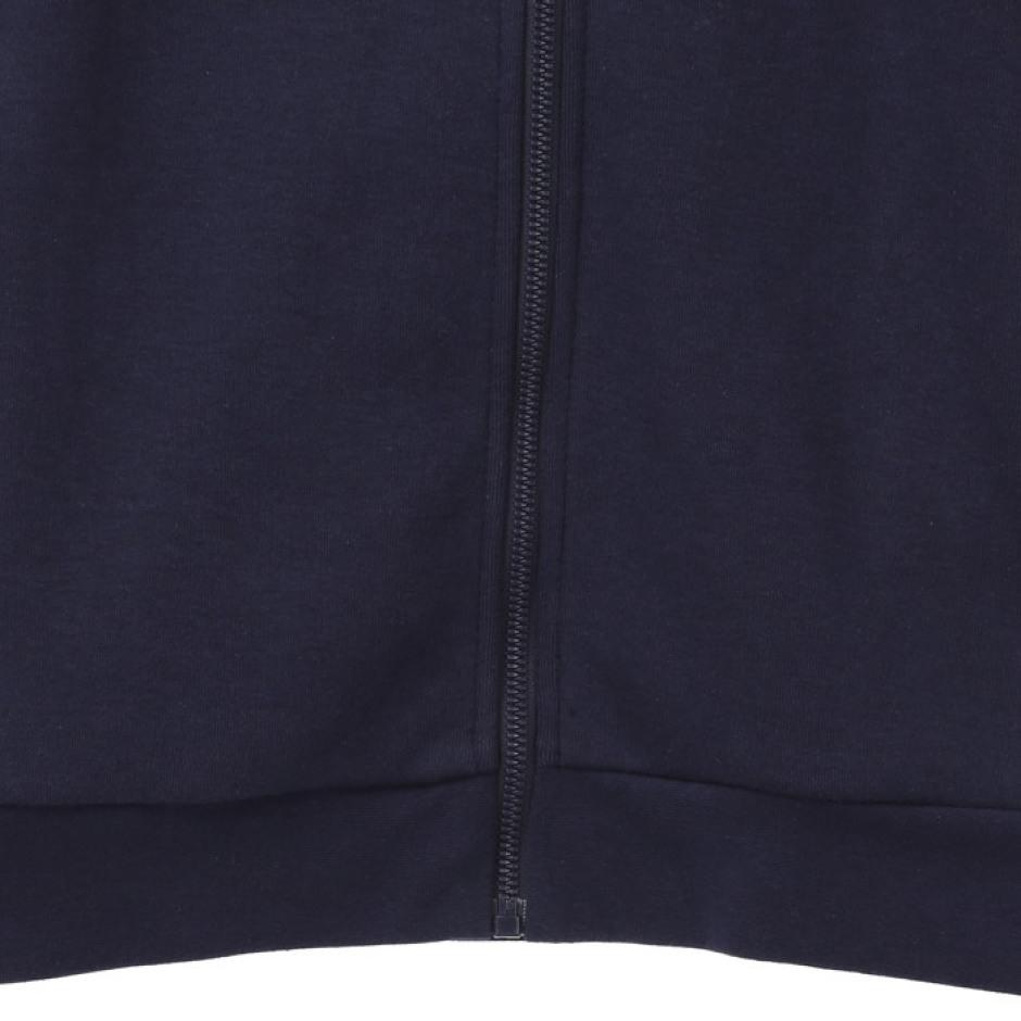 로고 프린트 트레이닝 자켓
