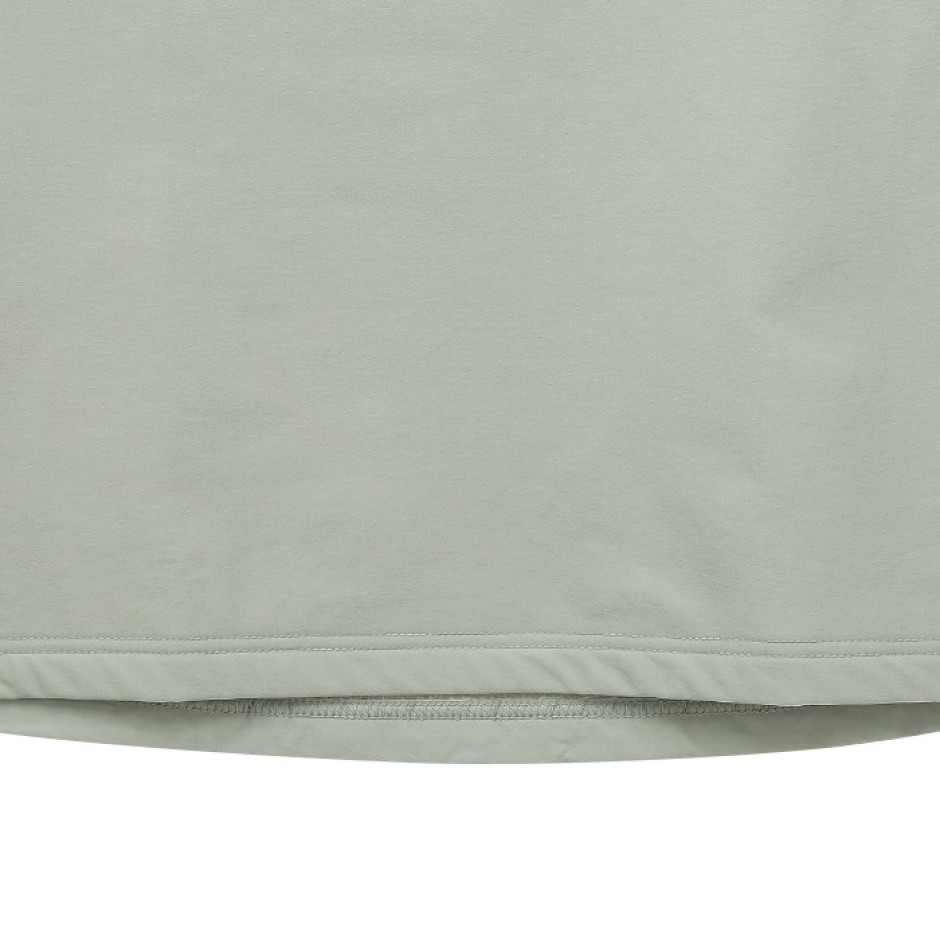 웰딩 포인트 테크 라운드 티셔츠