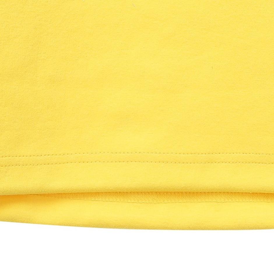 파이핑 포인트 집업 티셔츠