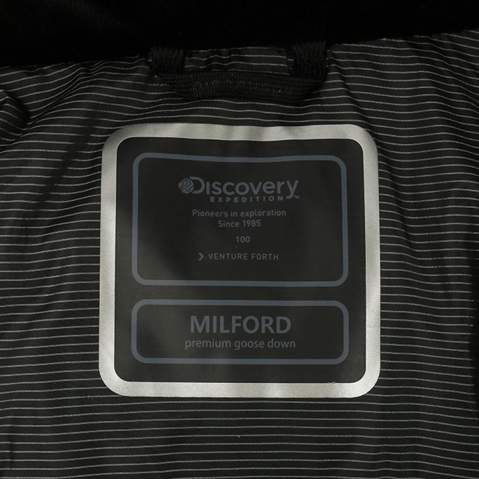 밀포드(MILFORD) 글리터 RDS 다운자켓
