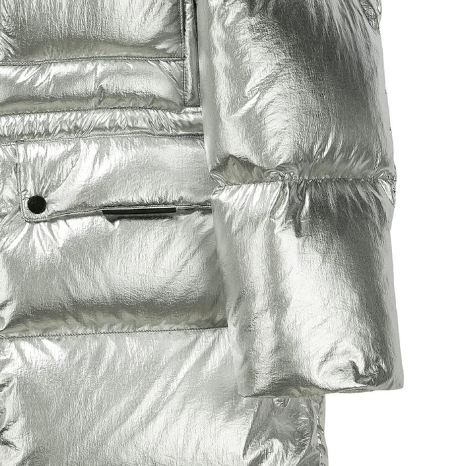 밀포드(MILFORD) 글리터 RDS 롱다운자켓