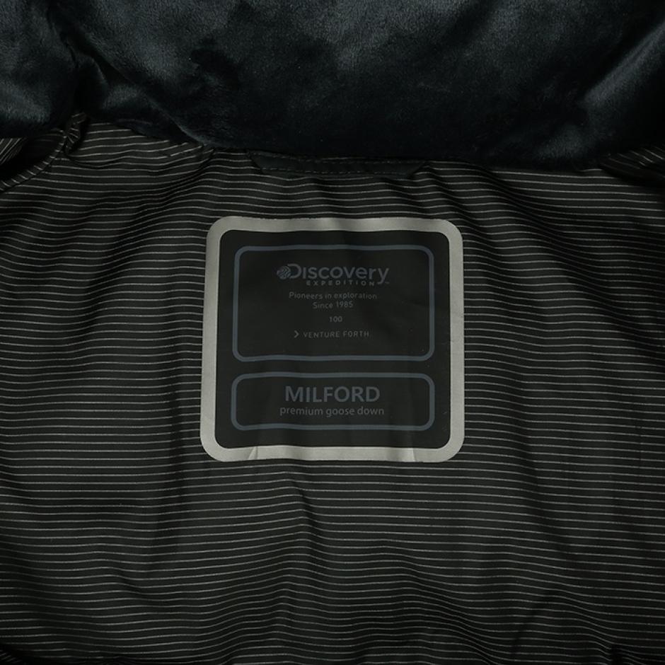 밀포드(MILFORD) 퀼티드 RDS 다운자켓
