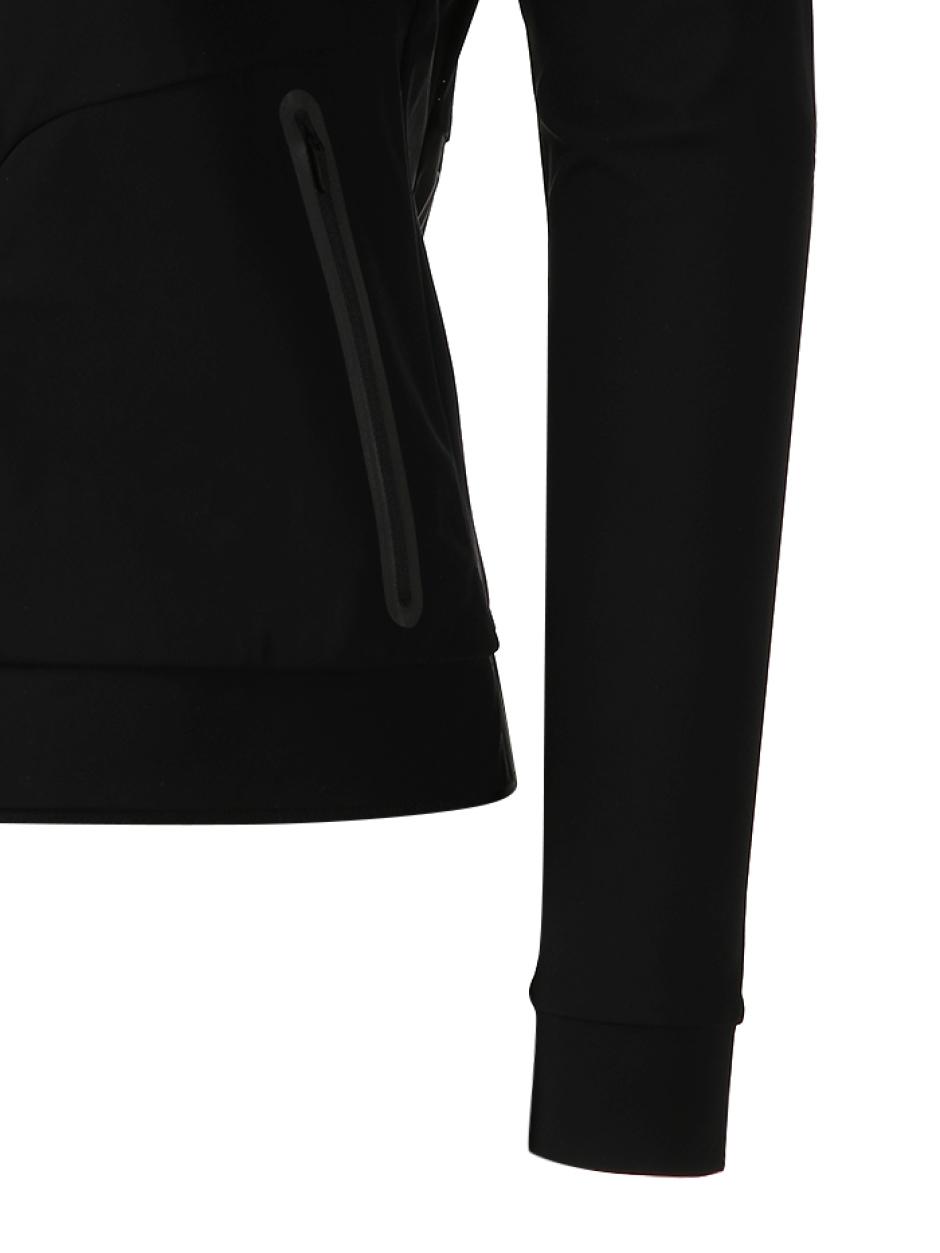 여성 트리코트 트레이닝 자켓