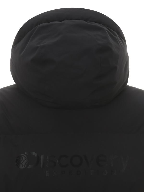 디스커버리 익스페디션(DISCOVERY EXPEDITION) 레스터 G 남성 벤치 다운자켓(BLACK)
