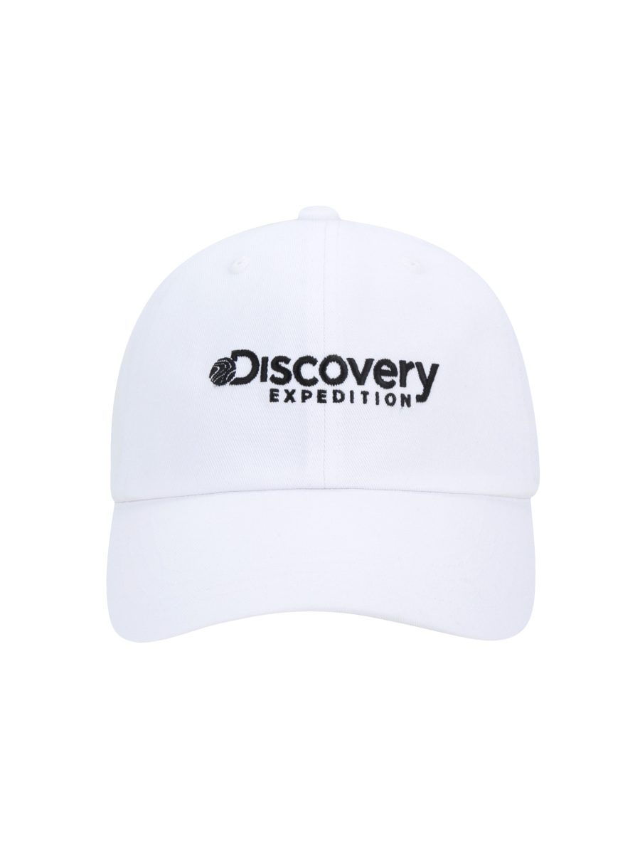 디스커버리 익스페디션(DISCOVERY EXPEDITION) 베이직 미나미 볼캡 (WHITE)
