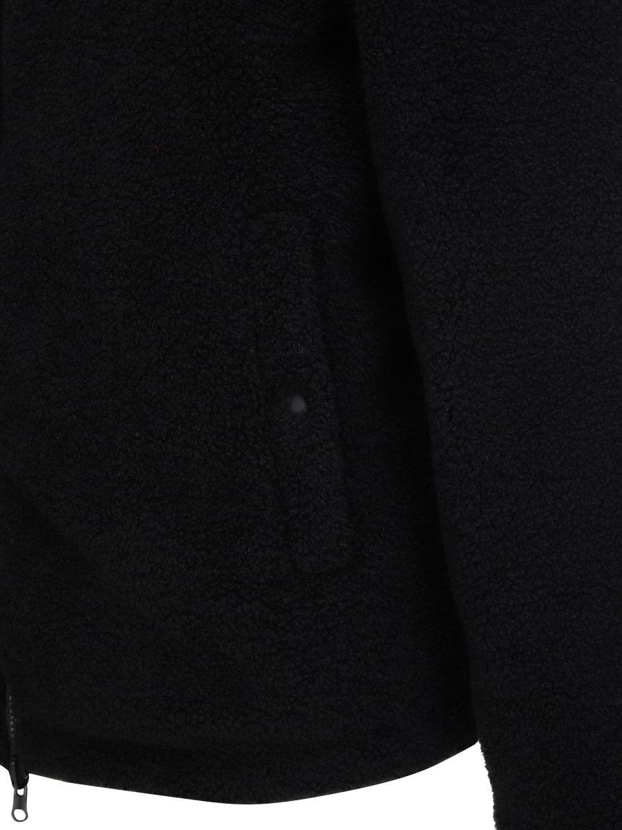 디스커버리 익스페디션(DISCOVERY EXPEDITION) 케이드 남성 플리스 리버서블 숏패딩 (BLACK)