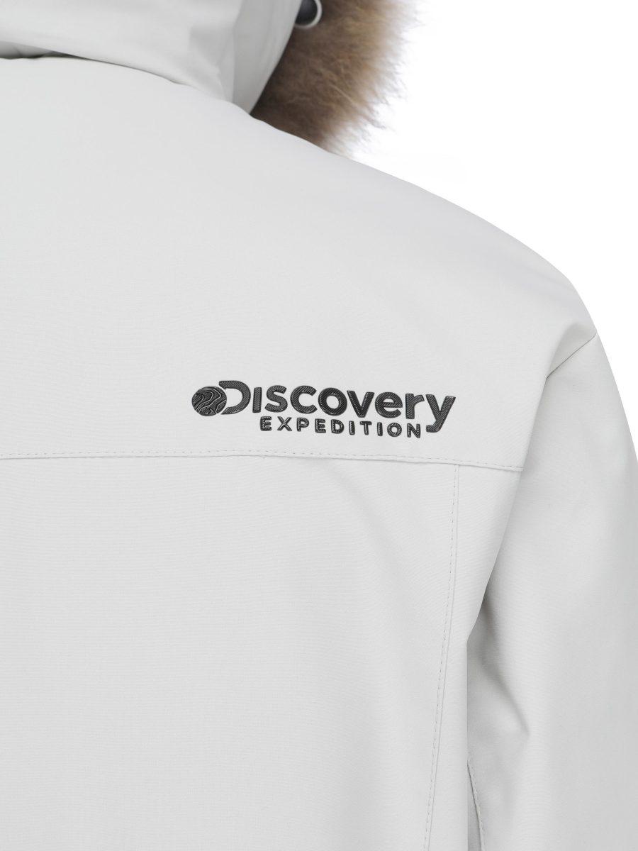 디스커버리 익스페디션(DISCOVERY EXPEDITION) 밀포드 남성 에센셜 구스다운 숏패딩 (IVORY)