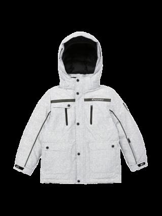 [키즈]눈썰매 다운자켓
