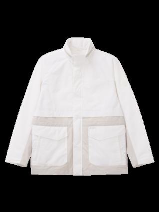 [남성]하이넥 사파리 자켓