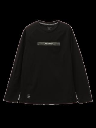 [여성]베이직 로고플레이 라운드 티셔츠
