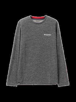 [여성]뒷넥 로고포인트 라운드 티셔츠