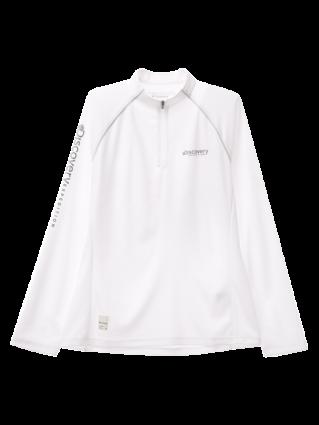 [여성]래글런 블럭형 집업 티셔츠