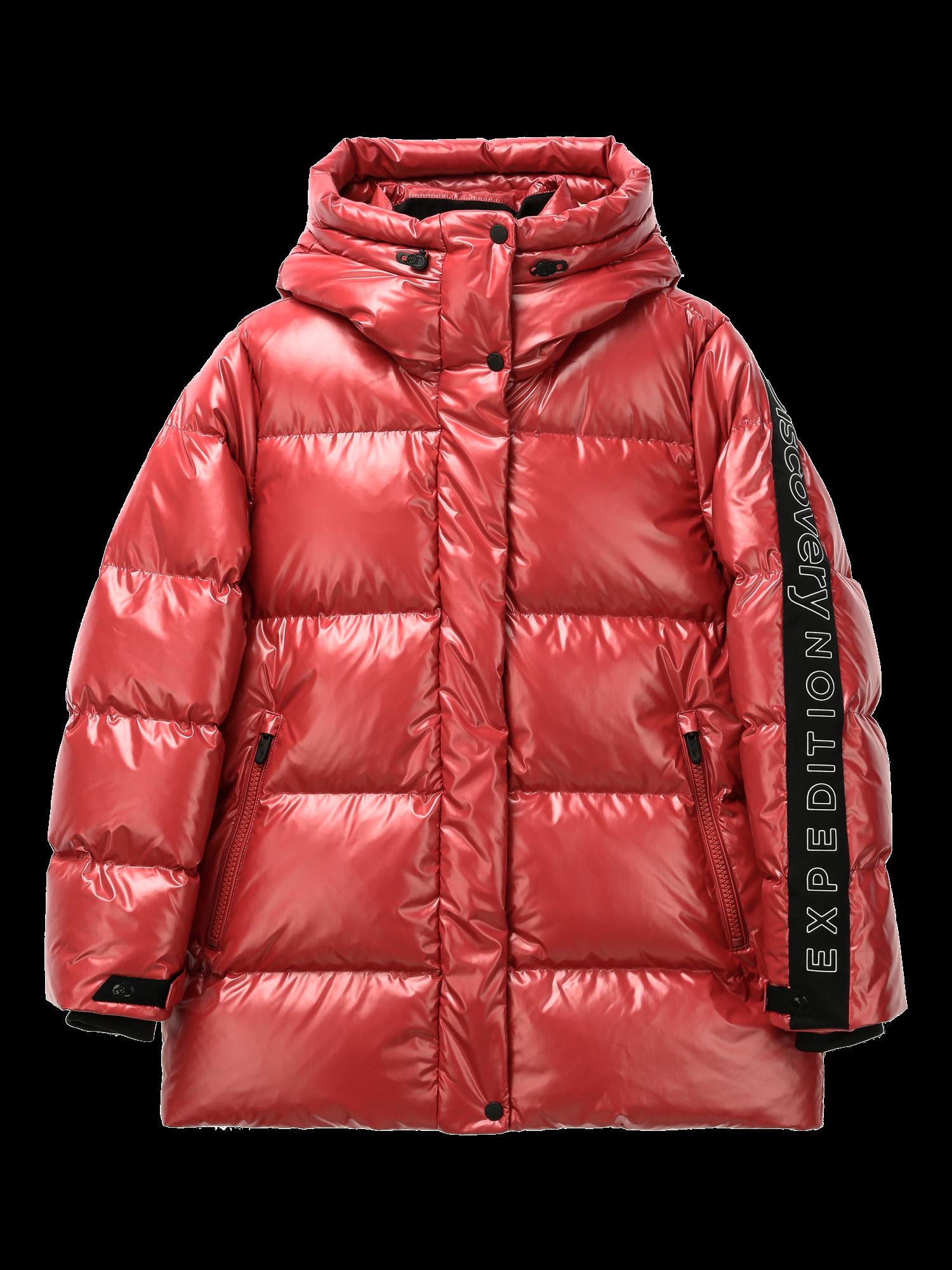 [여성]시그닉(CYGNIC) 원사이드 다운자켓