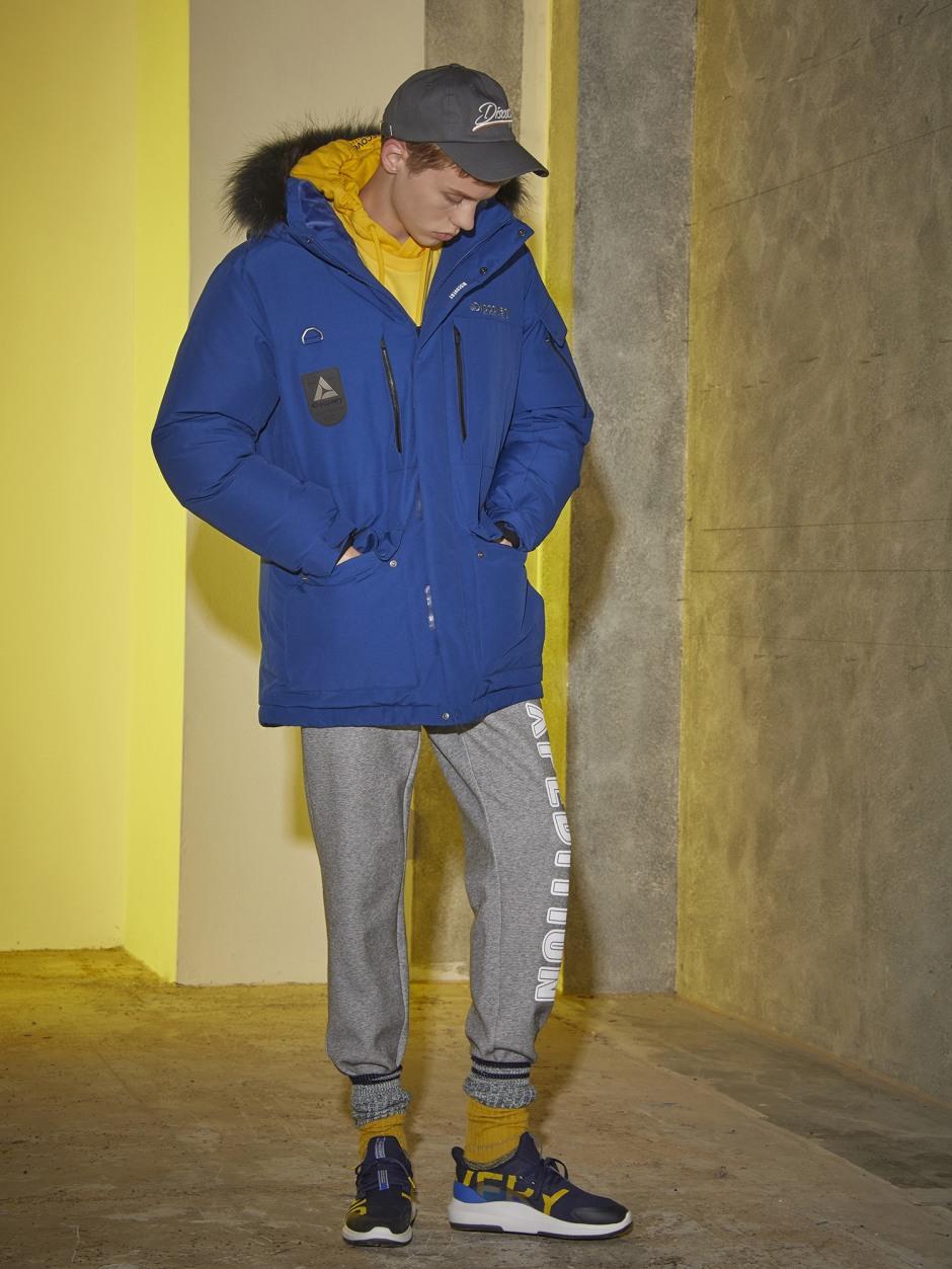 마운틴쿡(MT.COOK) 다운자켓