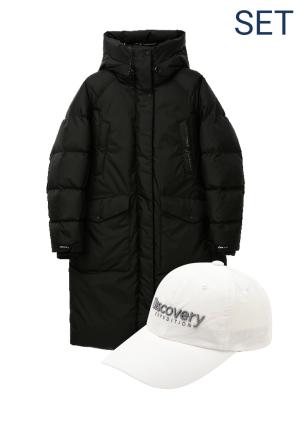 [여성]스피카(SPICA) RDS 다운자켓+MINAMI 볼캡