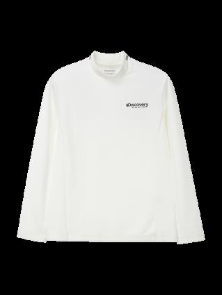 [남성]기모 베이스 레이어 티셔츠