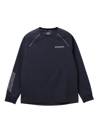 [남성]웰딩 포인트 테크 라운드 티셔츠
