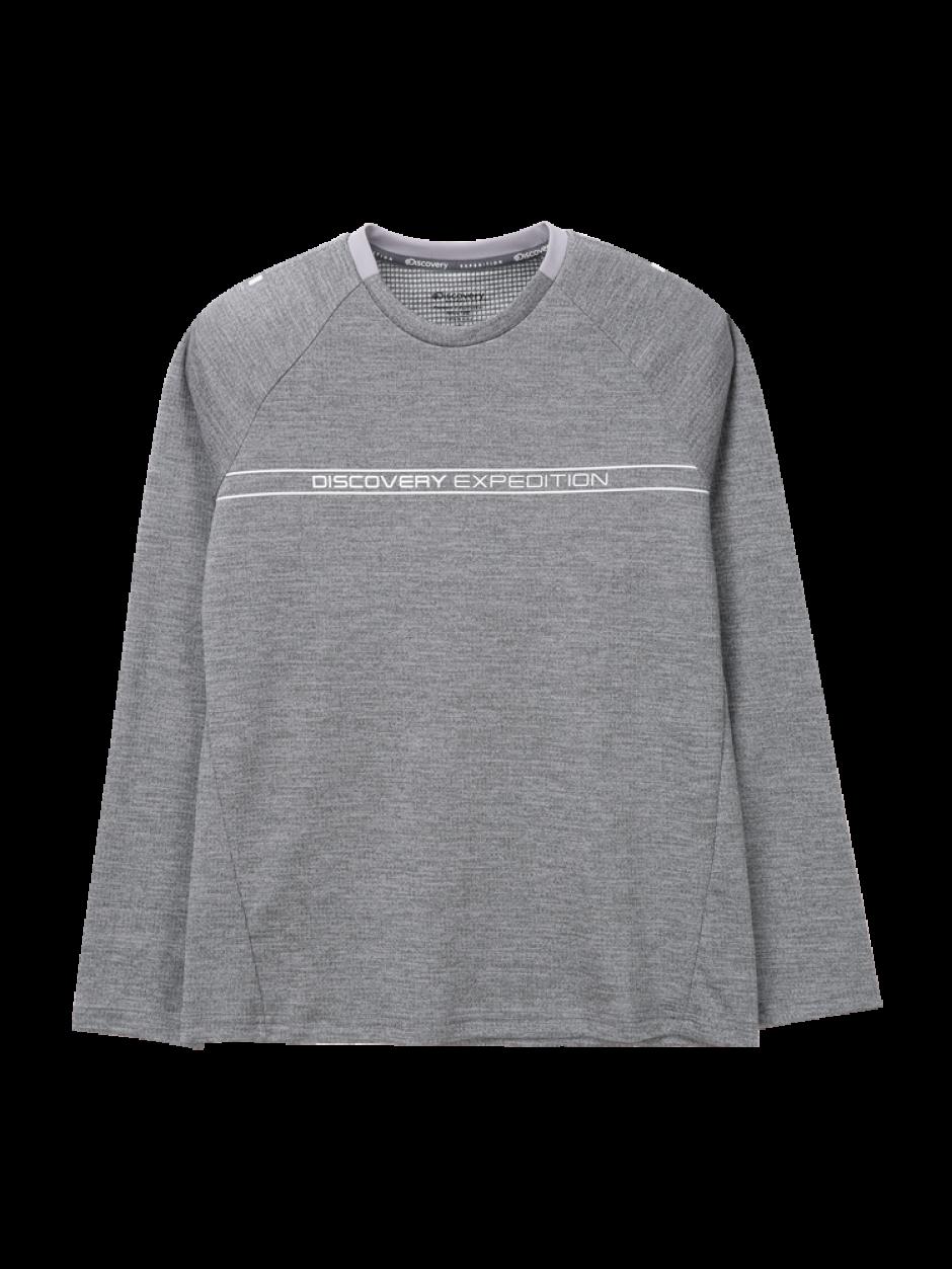 로고플레이 베이직 라운드 티셔츠