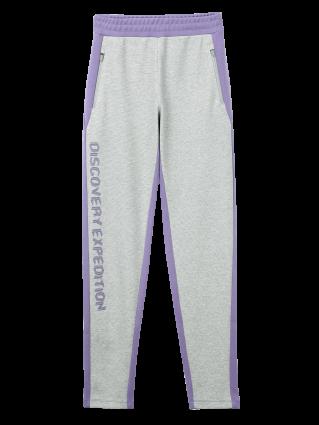 [여성]멜란 배색형 트레이닝 팬츠