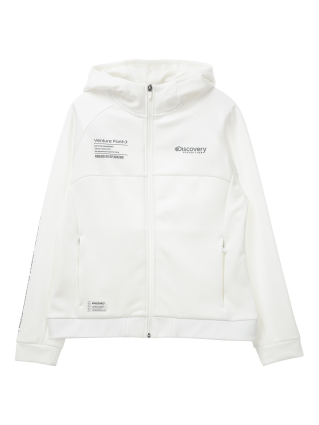 [여성]멜란 후디드 트레이닝 자켓