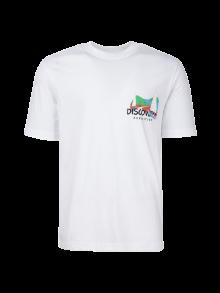 [공용]디스커버러 원정대 백그래픽 반팔티셔츠